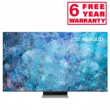 Samsung QE85QN900A 2021 85 inch QN900A Neo QLED 8K HDR Smart TV front