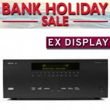 Arcam AVR400 7.1 Channel  AV Receiver in Black - Ex Display