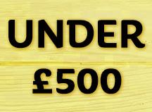 Under £500