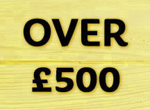 Over £500