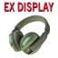 Focal Listen Premium Closed Back Wireless Headphones in Olive - Ex Display