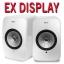 KEF LSX Wireless Music Speakers in White - Ex Display