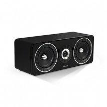Elipson Prestige Facet 11C Centre Speaker in Black angle