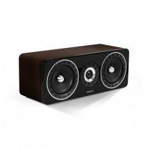 Elipson Prestige Facet 11C Centre Speaker in Walnut angle