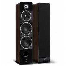 Elipson Prestige Facet 24F Floorstanding Speakers in Walnut - Pair