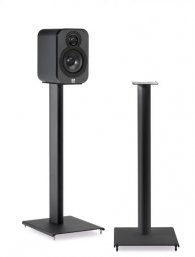 Q Acoustics Q3000ST Series Speaker Stands in Black