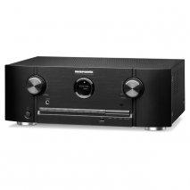 Marantz SR5015 7.2ch 8K AV Receiver with 3D Sound and Heos Built in - Black