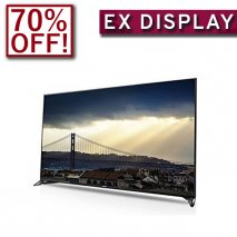 Panasonic TX65CX802 65 inch 4K Ultra HD Smart 3D TV Ex Display