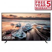 Samsung QE65Q900R 65 inch QLED 8K HDR 3000 Smart TV frotn