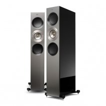 KEF Reference 3 Floorstanding Speaker in Piano Black