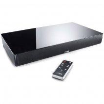 Canton DM55 2.1 Virtual Surround Sound Soundbase in Black for Small to Medium Sized TVs