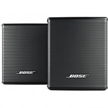 Bose Virtually Invisible 300 Wireless Surround Speakers in Black