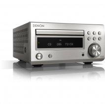 Denon RC-DM41DAB Micro Hi-Fi CD Receiver in Silver