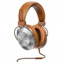 Pioneer SEMS5TT Hi-Res Over-Ear Headphone Style Series Tan