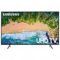 Samsung UE40NU7120 40 inch 4K Ultra HD HDR Smart TV front