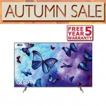Samsung QE49Q6FNA 49 inch QLED Certified UHD HDR 1000 Smart 4K TV