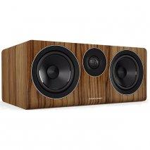 Acoustic Energy AE107 Walnut Vinyl Veneer Centre Channel Speaker