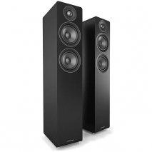 Acoustic Energy AE109 Satin Black Floorstanding Speakers - Pair