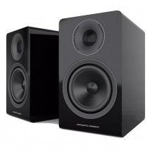Acoustic Energy AE300 Piano Gloss Black Speakers - Pair