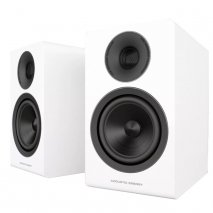 Acoustic Energy AE300 Piano Gloss White Speakers - Pair