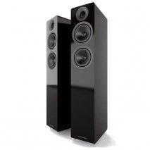 Acoustic Energy AE309 Floorstanding Piano Gloss Black - Pair
