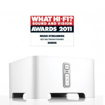 Sonos CONNECT Wireless Receiver for Streaming Music