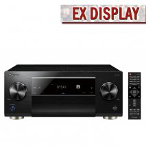 Pioneer SCLX901B Multi-Channel Receiver with Class D Amplifier