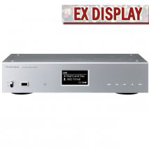 Technics ST-C700DE Network Audio Player in Silver - Ex Display