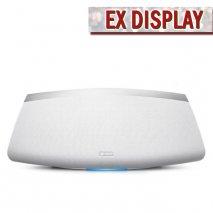 Denon HEOS 7 Wireless Multi Room System in White - Ex Display