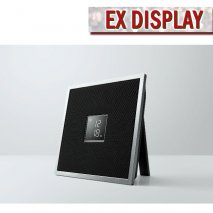 Yamaha ISX18DB MusicCast Nano Wireless Lifestyle Speaker in Black - Ex Display angle