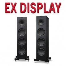 KEF Q750 Floorstanding Speaker in Satin Black - Ex Display