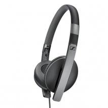 Sennheiser HD 2.30i On-Ear Apple Headphones in Black