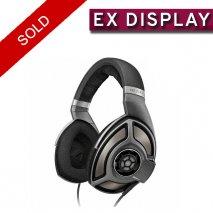 Sennheiser HD700 Over Ear Headphones in Black ex demo