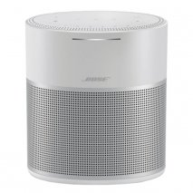 Bose Home Speaker 300 Smart Speaker with Voice Control - Silver front