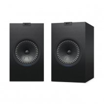 KEF Q350 Bookshelf Speaker in Satin Black
