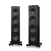 KEF Q750 Floorstanding Speaker in Satin Black