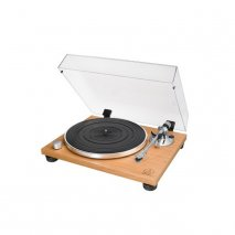 Audio Technica AT-LPW30TK Manual Belt-Drive Wood Base Turntable