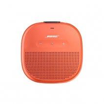 Bose SoundLink Micro Bluetooth Speaker in Bright Orange Front