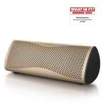 KEF MUO Wireless Speaker in Horizon Gold - B Grade