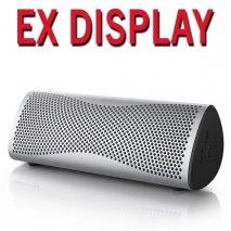 KEF MUO Wireless Speaker Light Silver