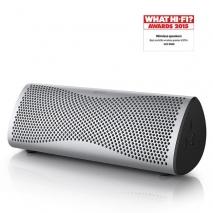 KEF MUO Wireless Speaker in Silver - B Grade