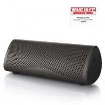KEF MUO Wireless Speaker in Storm Grey - Manufacturer Refurbished
