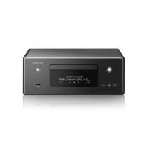 Denon RCD-N11DAB Ceol N11DAB Hi-Fi Network CD Receiver with Heos Built in - Black