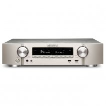 Marantz NR1710 7.2 ch AV Receiver with 3D Audio in Silver