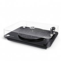 Elipson Omega 100 Turntable in Black