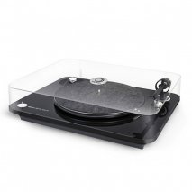 Elipson Omega 100 RIAA BT Turntable in Black