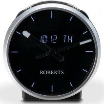 Roberts Ortus Time Dab/Dab+/Fm RDS Alarm Clock Radio with USB Charging