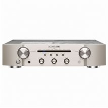 Marantz PM6007 Integrated Amplifier with Digital Connectivity in Silver