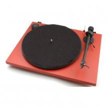 Pro-Ject Primary Phono USB Plug and Play Hi-Fi Turntable in Red turntable