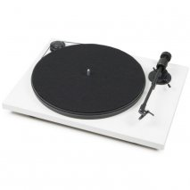 Pro-Ject Primary Plug and Play Hi-Fi Turntable in White